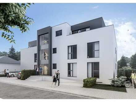 Neubau - Schöne 3 Zimmer Wohnung mit Terrasse und Garten