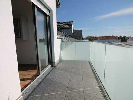 Premium Penthouse (Loft-like) 3,5ZKB - 92m² (eff 115 m²) mit Miele Küche (optional vollmobliert)