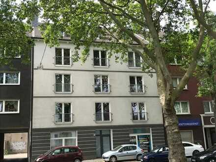 Modernisierte 3-Zimmer-DG-Wohnung mit Balkon in Bochum-Innenstadt