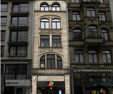 JETZT ODER NIE: Denkmalgeschütztes Unikat mitten in der Frankfurter Innenstadt!