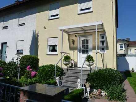 """Maintal-Dörnigheim """" schönes Reihenendhaus mit Balkon und kleinem Garten"""""""