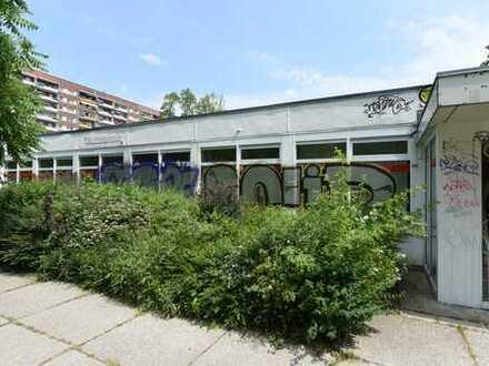 Gewerbeimmobilie mit viel Potenzial zu vermieten, Alte Salzstr. 59, ideal für Praxis/Büro/Firmensitz