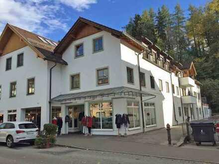 Gut vermietete Büroräume im Füssener Stadtzentrum 6% Rendite