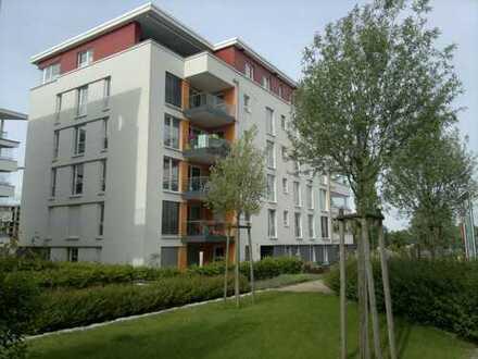 Hochwertige 3-Zi.-Wohnung in Parkvilla direkt am Ostauepark, provisionsfrei