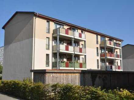 3-Raum-Wohnung im 2. Obergeschoss mit Süd-Balkon