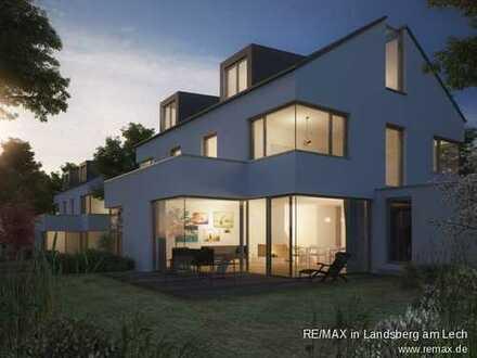 Neubau-DHH am Starnberger See - Außergewöhnliche Architektur-Anspruchsvolle Ausstattung