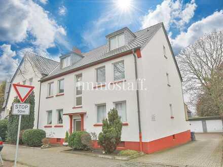 SINGLES AUFGEPASST! 1-Raum-Wohnung in Bottrop Stadtmitte zu vermieten!