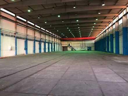 *provisionsfrei* - Halle - Kran - Produktion - Lager - Büro - 360° Rundgang!