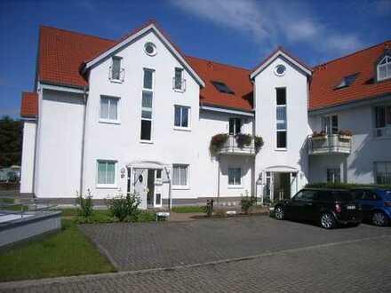 Poeten wohnen im Dachgeschoss - gepflegte Wohnung mit Balkon