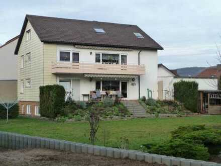Helle, neu renovierte 3 Zi-Wohnung, mit Gartenanteil. Leimen-St.Ilgen