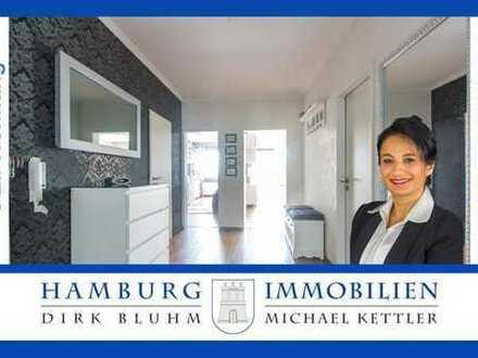 Großzügig geschnittene 3-Zimmerwohnung mit Balkon in 22145 Hamburg-Meiendorf