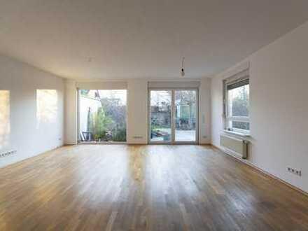 Gehobene DHH mit 6 Zimmern, Küche, 2 Bädern, 3 Kellerräumen, Garage, Garten und E-Auto-Ladepunkt