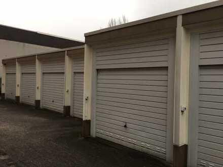 Doppelparker-Garage in Berghofen-Zentrum! Ab sofort!