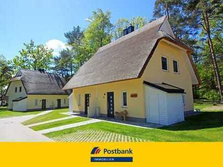 Ihr neues Ferienhaus unter Reet auf der Insel Usedom