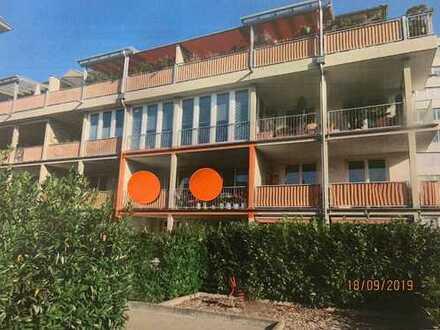 Schöne 2-Zimmer Eigentumswohnung mit großer Loggia für Kapitalanleger
