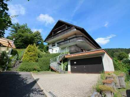 Ein-/Zweifamilienhaus in idyllischer Aussichtslage in Heiligkreuzsteinach