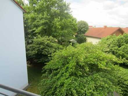 Tolle 2-Zimmerwohnung mit großen Westbalkon
