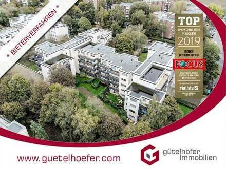 *BIETERVERFAHREN*! Chance für Immobilienfüchse! Bezugsfreie 78m² Wohnung mit Balkon und Potenzial