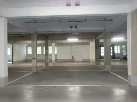 Stellplatz Tiefgarage für Kraftfahrzeuge, Wohnmobile und Boote