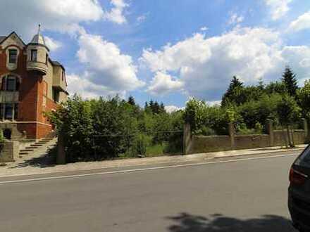 Großzügiges Grundstück in idyllischer Lage von Rodewisch!