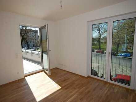 * familienfreundliche Wohnung mit großer Terrasse und Sondernutzungsfläche *
