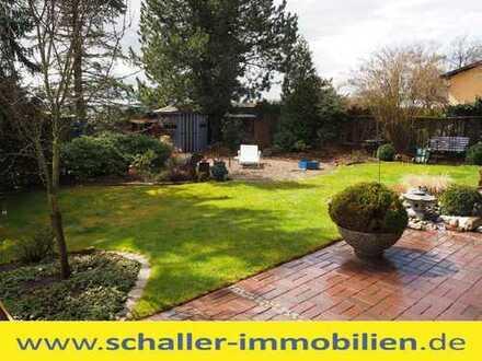 Bungalow mit Garten-Oase in unverbaubarer Lage Schwabach / Haus Kaufen