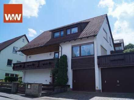 1-2 Familienhaus mit schönem Garten in Dätzingen!