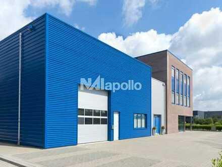 PROVISIONSFREI | Rampenandienung | verkehrsgünstige Lage | 3.100m² Hallenfläche | 7 m UKB