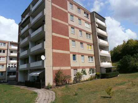 2 Raum Wohnung im 5. OG mit Balkon