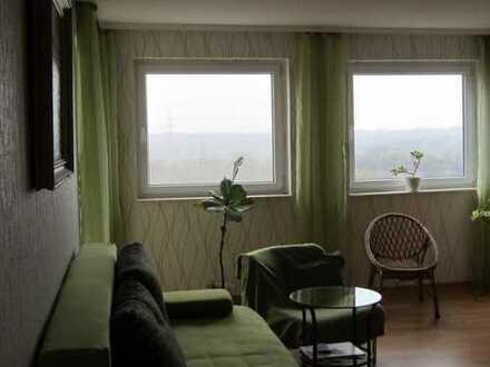 Möblierte 2-Zimmer-Wohnung mit sehr schönen Blick in Mainaschaff