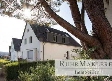 Wunderschönes 1-2-Familienhaus in zentraler Höhenlage von Herdecke für 2 Jahre zu vermieten!