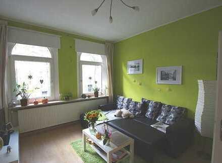 +++RESERVIERT+++Sonnige 3-Zimmer-Wohnung mit Einbauküche und Gartenanteil