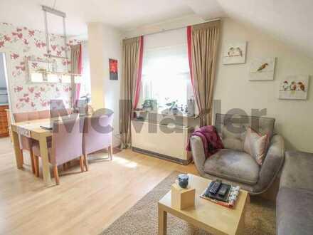 Bewohntes 3-Zimmer-Apartment mit sehr guter Anbindung in Essen-Dellwig