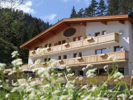 In TIROL! Wunderschönes Familienhotel/ Apartmenthaus in der Zugspitzarena