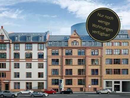 Mitten im Stadtleben! Urbane 2-Zimmer-Maisonette-Wohnung mit ca. 88 m² und eigener Dachterrasse