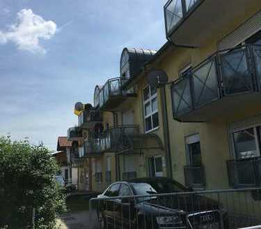 Maisonette-Wohnung mit Balkon