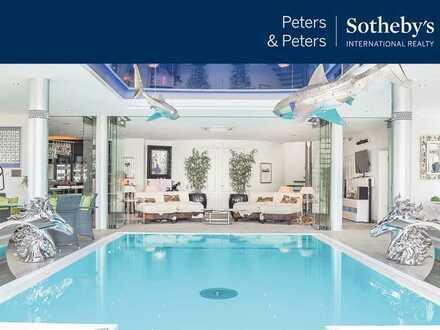 Luxuriöses Wohn- und Geschäftsanwesen mit 2.444 m² Gesamtfläche