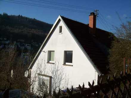 Charmantes 3 -FH. in guter Wohnlage von HD.-Ziegelhausen ** Erbpachtgrundstück **