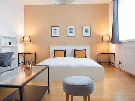 Geräumige Wohnung mit einem Zimmer in Augsburg