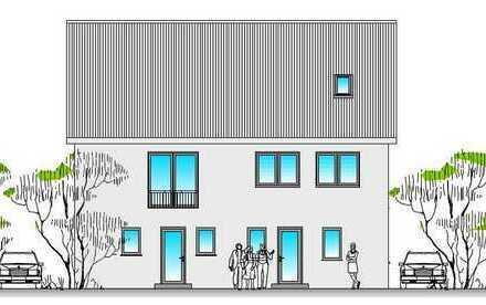 Ihr Neubauprojekt 2019! Doppelhaushälfte inklusive GRUNDSTÜCK in TOP Lage!