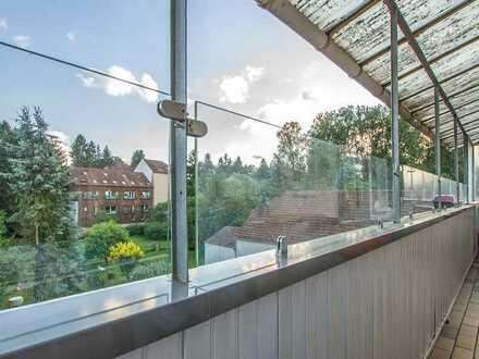 Nr. 306: 3-ZKB-Wohnung mit Balkon und Gartenmitbenutzung im Ortsteil Wiebelskirchen