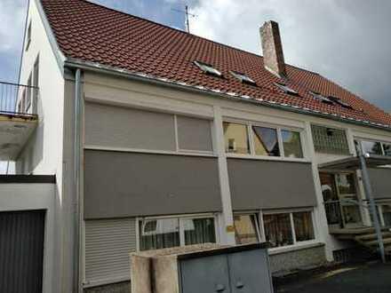 helle 2-Zimmerwohnung mit großer Terrasse, Ziegelhütten