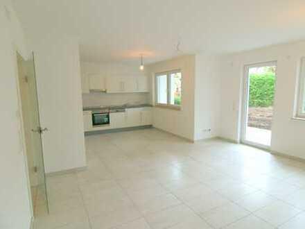 Tolle 2 Zimmer-Erdgeschoss-Neubau-Wohnung in ruhiger Lage !!!