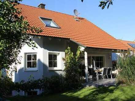 Sehr gepflegtes Einfamilienhaus in ruhiger Ortsrandlage in Oberreichenbach