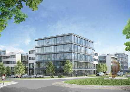 Technologiepark 14 – hochmoderne Premium-Büroflächen von 390 bis 4200qm zu vermieten