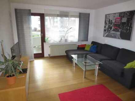 3,5 Zimmer Wohnung Hochparterre, Balkon und EBK in Landsberg