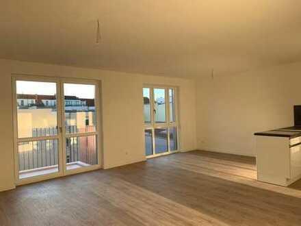 Erstbezug! 3-Zimmer-Neubauwohnung mit EBK und Balkon! (23)