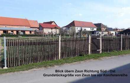 Baugrundstück in 06493 Ballenstedt OT Badeborn