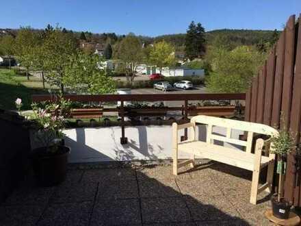 Schöne zwei Zimmer Wohnung in Eisenberg-Steinborn, Donnersbergkreis (Pfalz)