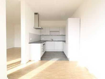 Stilvolle, vollständig renovierte 2-Zimmer-Wohnung mit Balkon und EBK in Riehl, Köln